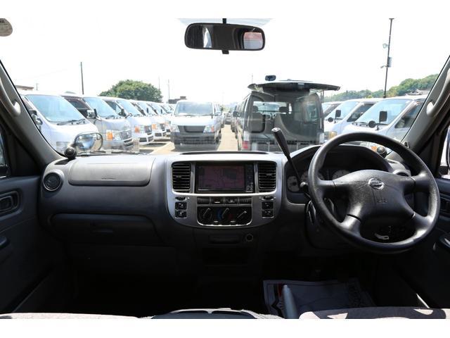ロングGX 軽油ターボ 切替式4WD 5ドア ナビ Bカメラ(15枚目)