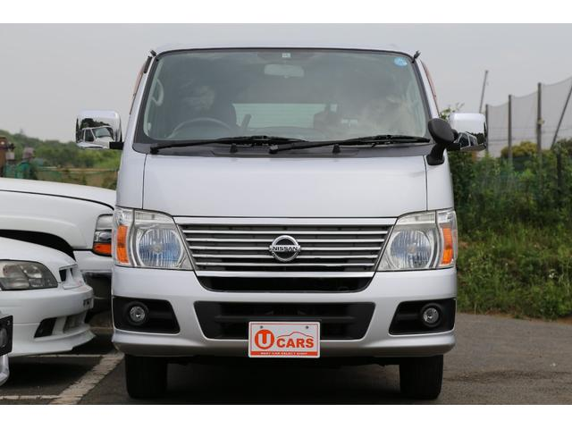 ロングGX 軽油ターボ NOx適合 5ドア低床 HDDナビ(2枚目)