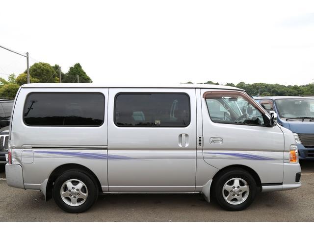 ロングGX 軽油ターボ NOx適合 5ドア低床 HDDナビ(4枚目)