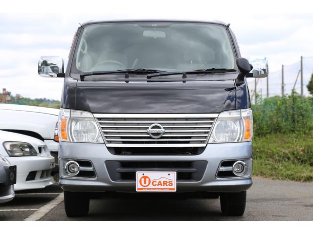 ロングスーパーGX軽油ターボ 4WD NOx適合 HDDナビ(2枚目)