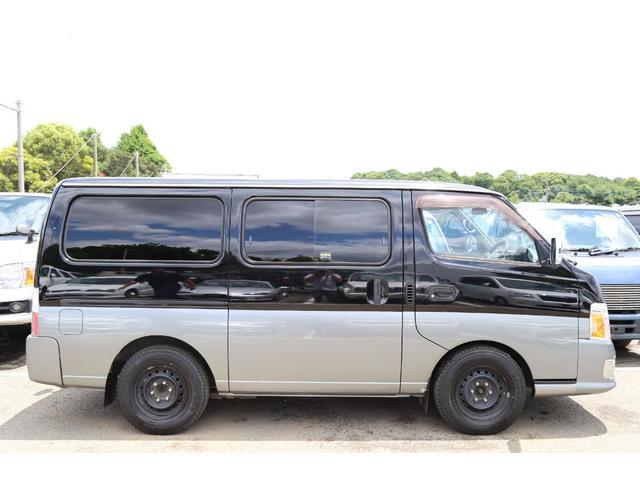 ロングスーパーGX軽油ターボ 4WD NOx適合 HDDナビ(4枚目)