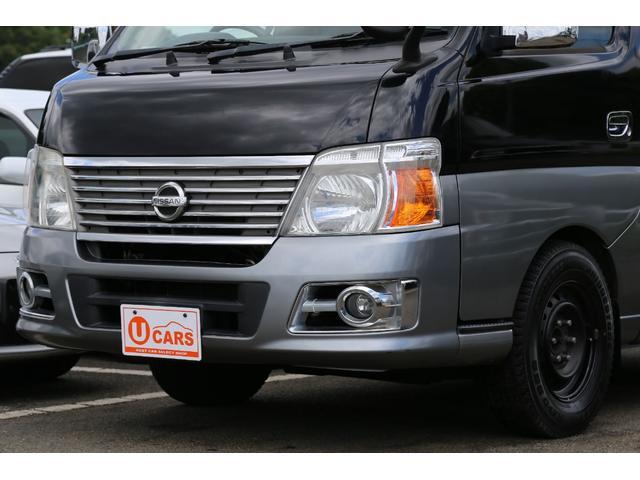 ロングスーパーGX軽油ターボ 4WD NOx適合 HDDナビ(7枚目)