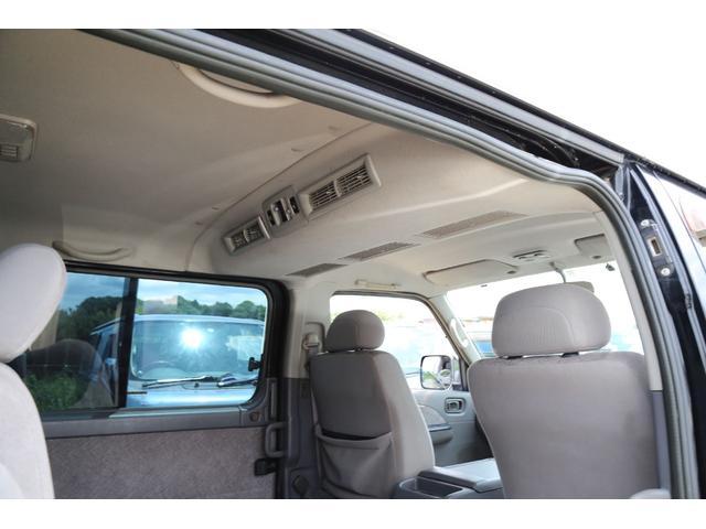 ロングスーパーGX軽油ターボ 4WD NOx適合 HDDナビ(12枚目)