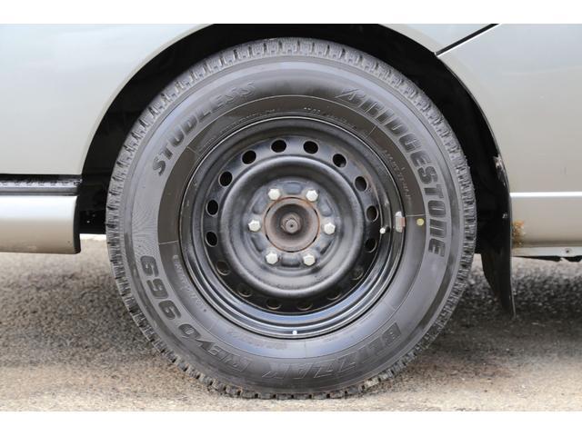 ロングスーパーGX軽油ターボ 4WD NOx適合 HDDナビ(19枚目)