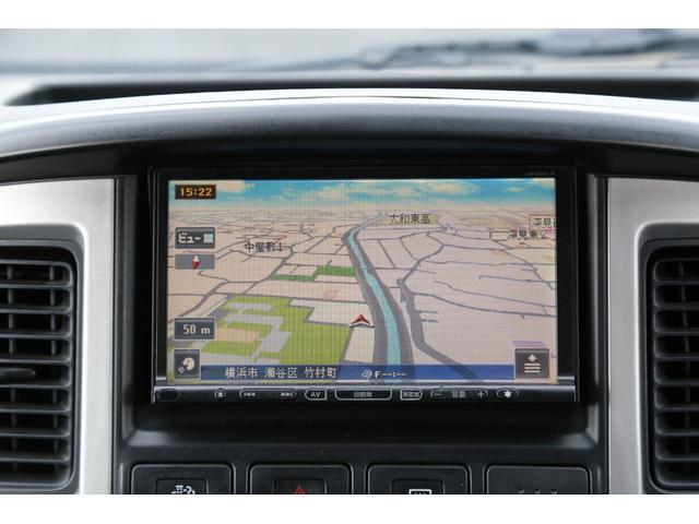 ロングスーパーGX軽油ターボ 4WD 両側ドア ナビ ETC(10枚目)