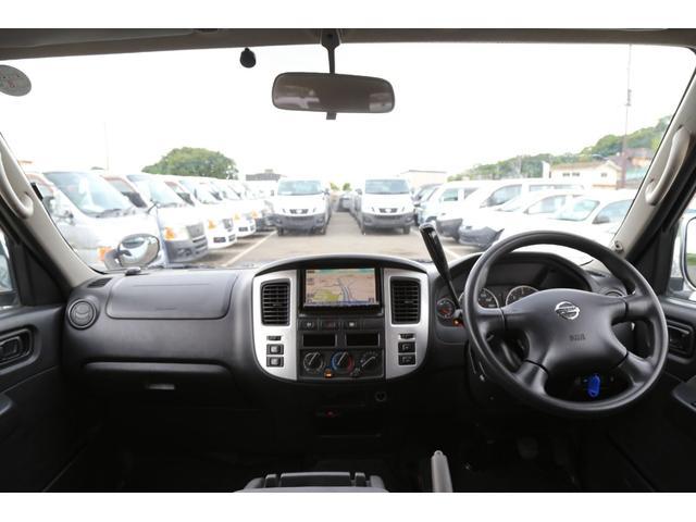 ロングスーパーGX軽油ターボ 4WD 両側ドア ナビ ETC(15枚目)