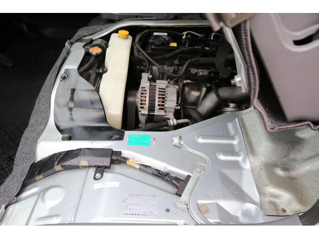 ロングスーパーGX軽油ターボ 4WD 両側ドア ナビ ETC(17枚目)