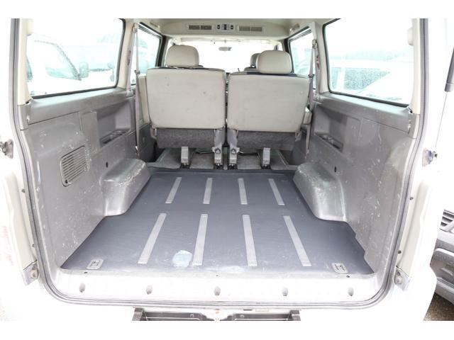 ロングスーパーGX軽油ターボ 4WD 両側ドア ナビ ETC(18枚目)