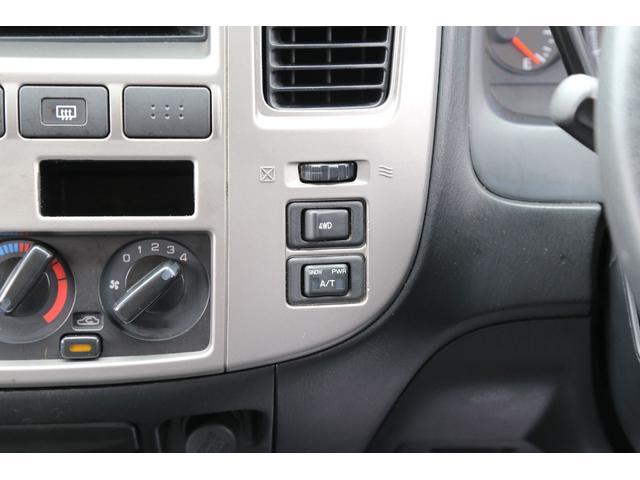 ロングDX 軽油ターボ 切替式4WD NOx適合 5ドア(11枚目)