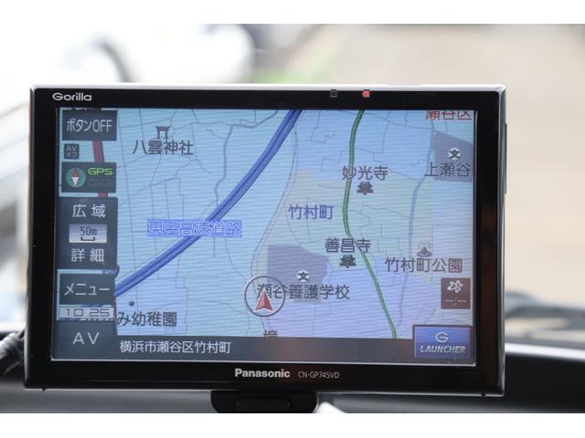 ロングDX 軽油ターボNOx適合 5ドア低床 ナビ キーレス(10枚目)