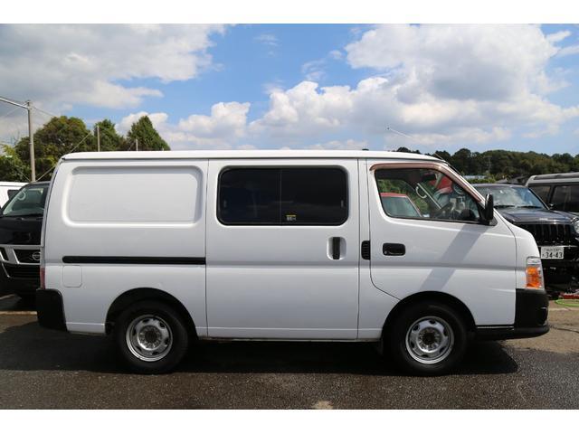 ロングDX 軽油ターボ 切替式4WD パネルバン ナビ(4枚目)