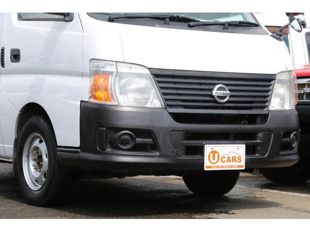 ロングDX 軽油ターボ 切替式4WD パネルバン ナビ(6枚目)