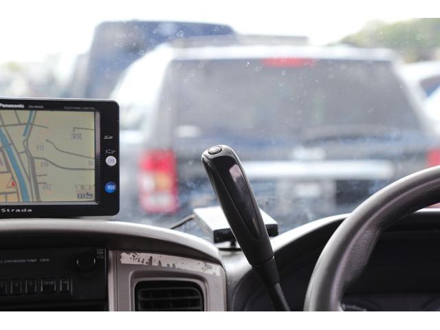 ロングDX 軽油ターボ 切替式4WD パネルバン ナビ(11枚目)