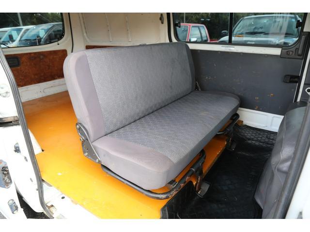 ロングDX 軽油ターボ 切替式4WD パネルバン ナビ(14枚目)