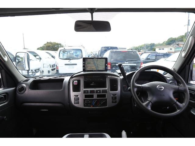 ロングDX 軽油ターボ 切替式4WD パネルバン ナビ(15枚目)