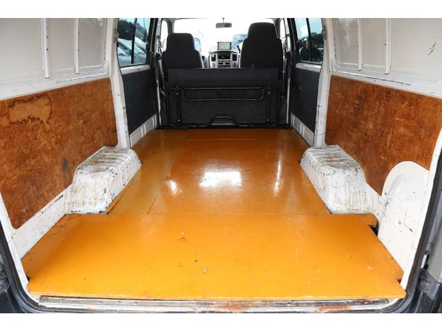 ロングDX 軽油ターボ 切替式4WD パネルバン ナビ(18枚目)