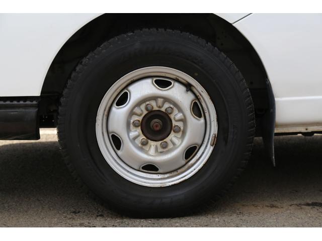 ロングDX 軽油ターボ 切替式4WD パネルバン ナビ(19枚目)