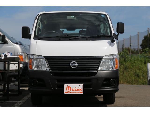 ロングDX軽油ターボ 切替式4WD 両側ドア 純正AW ナビ(2枚目)