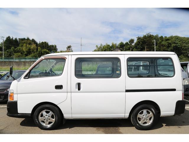 ロングDX軽油ターボ 切替式4WD 両側ドア 純正AW ナビ(5枚目)
