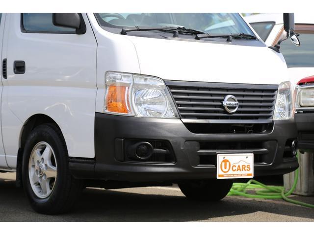 ロングDX軽油ターボ 切替式4WD 両側ドア 純正AW ナビ(6枚目)