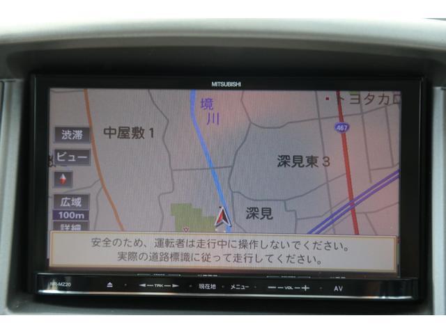 ロングDX軽油ターボ 切替式4WD 両側ドア 純正AW ナビ(10枚目)