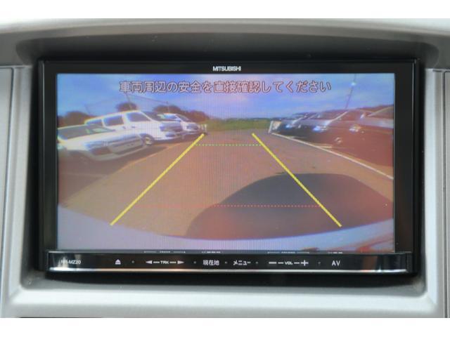 ロングDX軽油ターボ 切替式4WD 両側ドア 純正AW ナビ(11枚目)