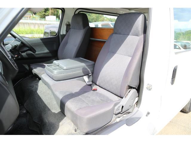 ロングDX軽油ターボ 切替式4WD 両側ドア 純正AW ナビ(14枚目)