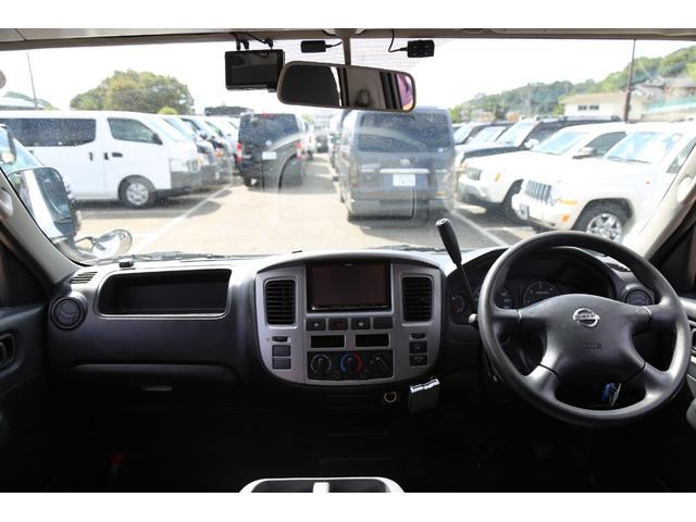 ロングDX軽油ターボ 切替式4WD 両側ドア 純正AW ナビ(15枚目)