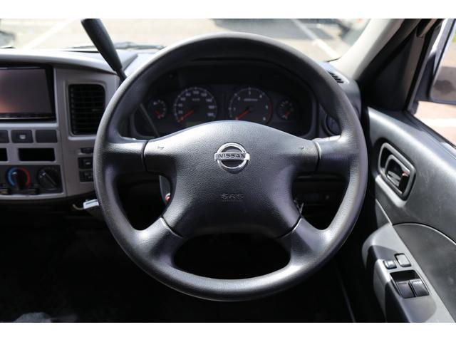 ロングDX軽油ターボ 切替式4WD 両側ドア 純正AW ナビ(16枚目)