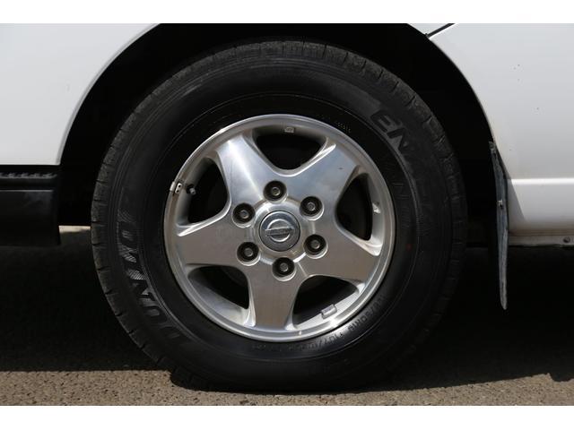 ロングDX軽油ターボ 切替式4WD 両側ドア 純正AW ナビ(19枚目)