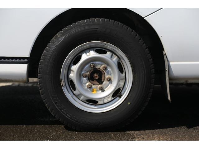 ロングDX軽油ターボ4WD 両側スライドドア ナビ キーレス(19枚目)