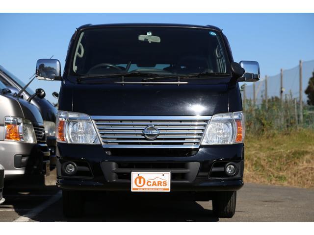 ロングスーパーGX軽油ターボ HDDナビ 両側スライド(2枚目)