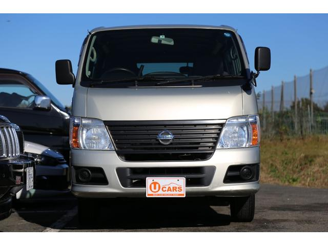 ロングDX 軽油ターボ Nox適合 5ドア低床 HDDナビ(2枚目)
