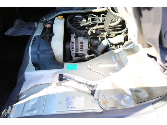 ロングDX 軽油ターボ Nox適合 5ドア低床 HDDナビ(17枚目)