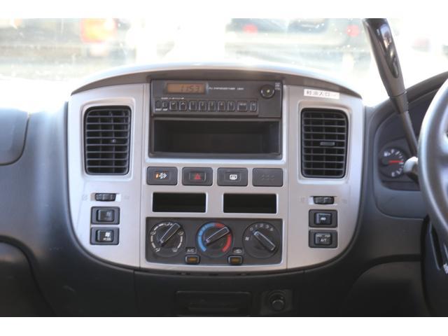 ロングDX軽油ターボ4WD Wエアコン 即乗出可スーパーHR(10枚目)