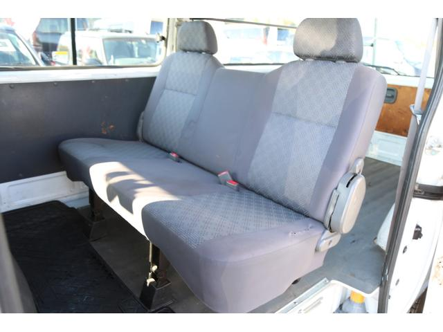 ロングDX軽油ターボ4WD Wエアコン 即乗出可スーパーHR(14枚目)