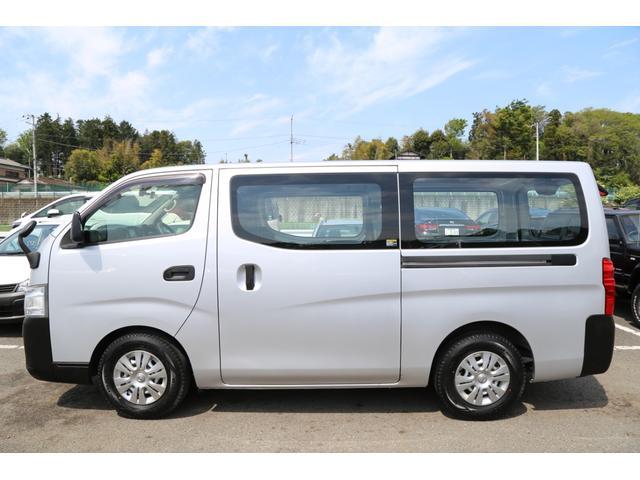 ロングDX ガソリン 5ドア 低床 日産純正ナビ ETC(5枚目)