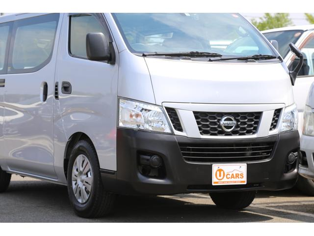 ロングDX ガソリン 5ドア 低床 日産純正ナビ ETC(6枚目)