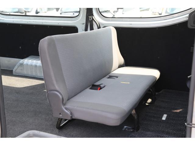 ロングDX ガソリン 5ドア 低床 日産純正ナビ ETC(14枚目)