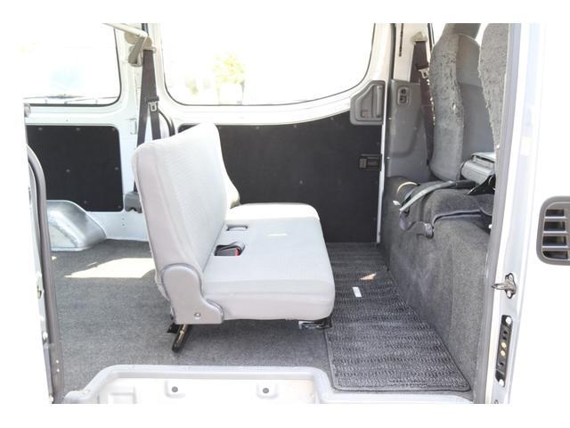 ロングDX ガソリン 5ドア 低床 日産純正ナビ ETC(73枚目)