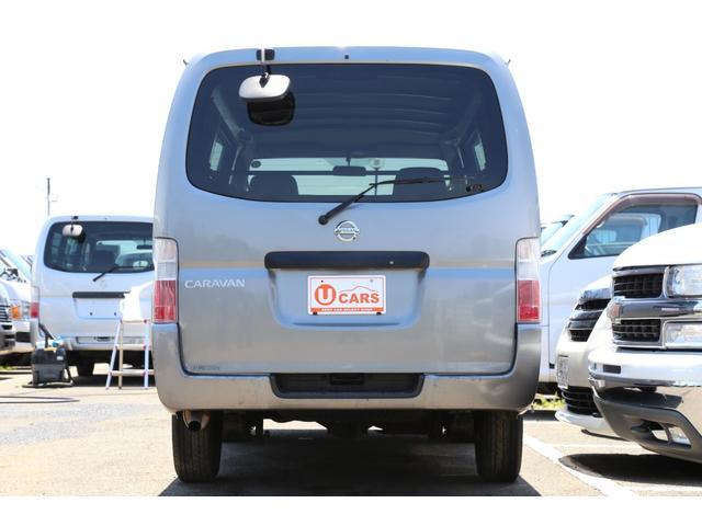 ロングDX ガソリン 5AT 6人乗 5ドア低床 ナビETC(3枚目)
