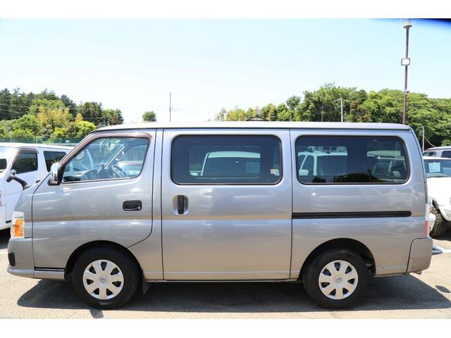 ロングDX ガソリン 5AT 6人乗 5ドア低床 ナビETC(5枚目)
