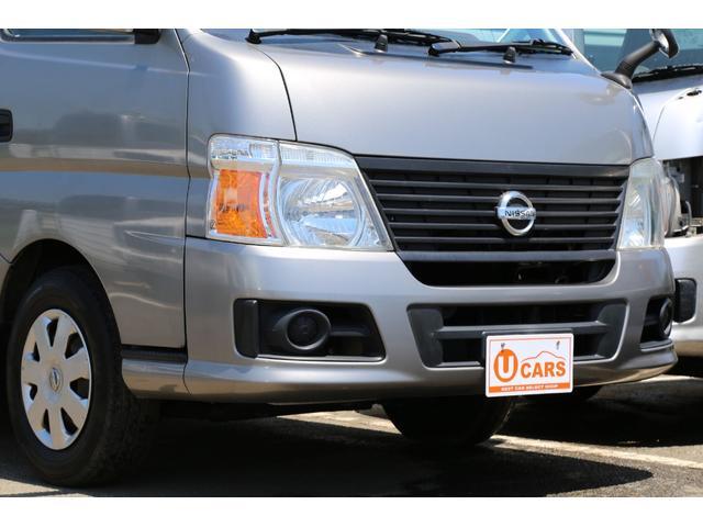 ロングDX ガソリン 5AT 6人乗 5ドア低床 ナビETC(6枚目)