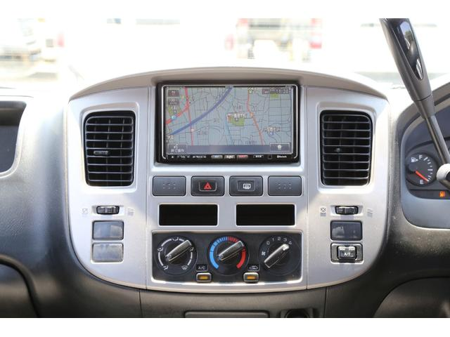 ロングDX ガソリン 5AT 6人乗 5ドア低床 ナビETC(10枚目)