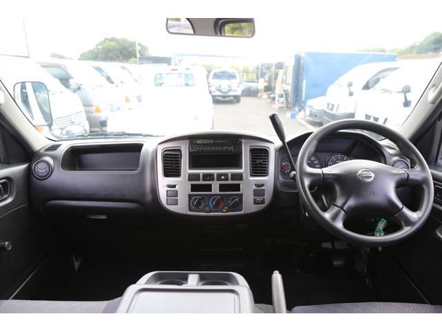 ロングDX ガソリン 5速AT 両側スライドドア 平床 プライバシーガラス サイドウィンドウ・バックドア(15枚目)