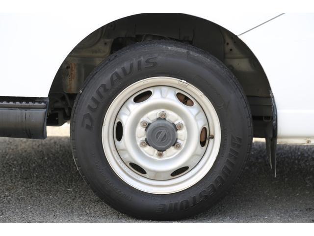 ロングDX ガソリン 5速AT 両側スライドドア 平床 プライバシーガラス サイドウィンドウ・バックドア(19枚目)
