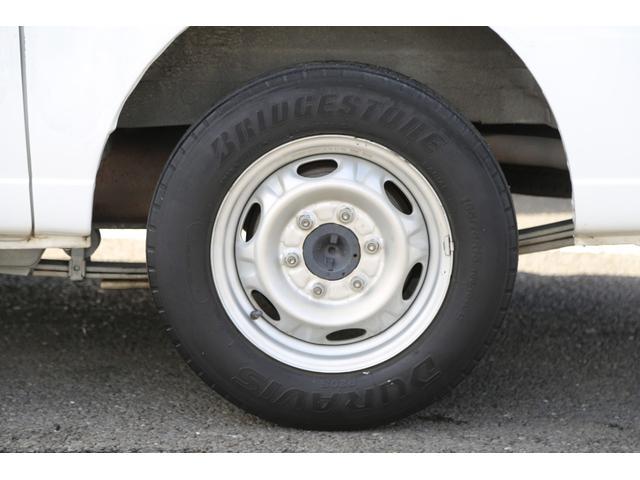 ロングDX ガソリン 5速AT 両側スライドドア 平床 プライバシーガラス サイドウィンドウ・バックドア(20枚目)
