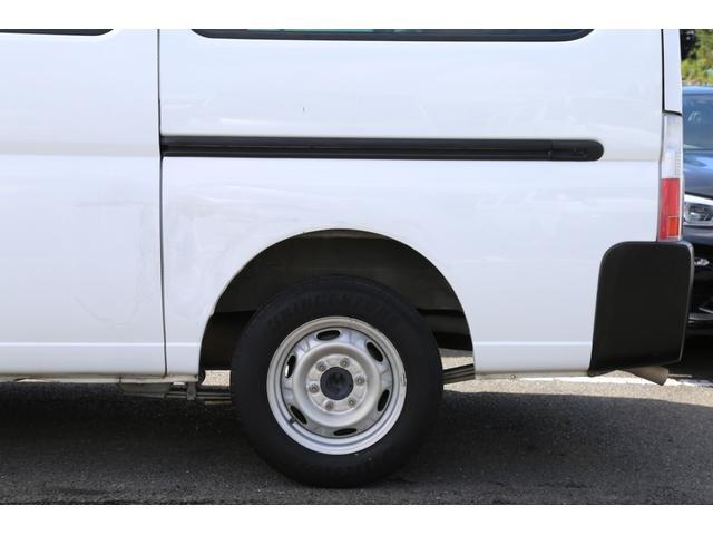 ロングDX ガソリン 5速AT 両側スライドドア 平床 プライバシーガラス サイドウィンドウ・バックドア(24枚目)