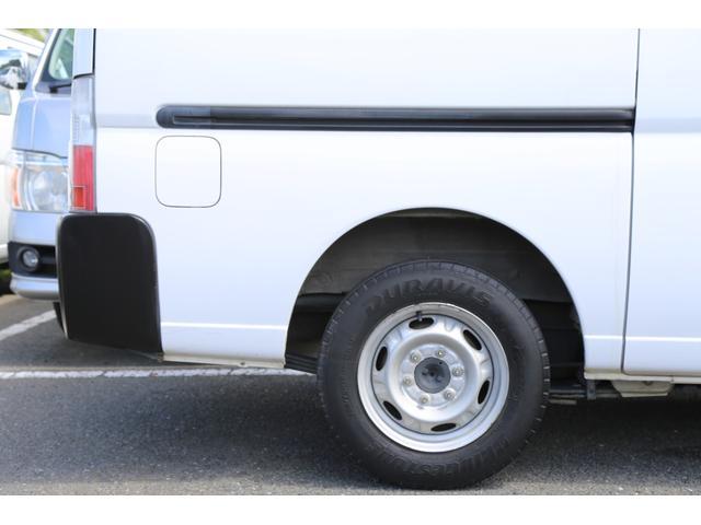 ロングDX ガソリン 5速AT 両側スライドドア 平床 プライバシーガラス サイドウィンドウ・バックドア(26枚目)