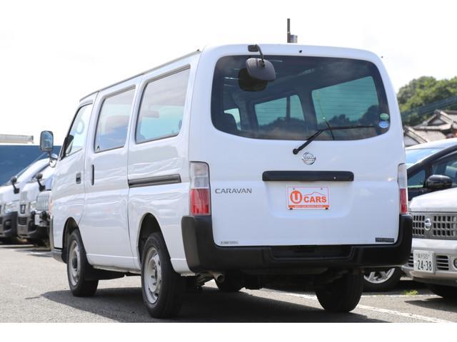 ロングDX ガソリン 5速AT 両側スライドドア 平床 プライバシーガラス サイドウィンドウ・バックドア(42枚目)